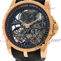 Roger Dubuis Rose gold 45mm Manual winding RDDBEX0395 pre-owned United States of America, New York, New York