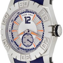 Roger Dubuis Easy Diver Steel 46mm Silver No numerals United States of America, Texas, Dallas