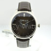 H.Moser & Cie. Endeavour 342.502-005 Very good Platinum Manual winding