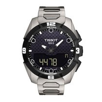 Tissot T-Touch Expert Solar T091.420.44.051.00 Ny Titan 45mm Kvarts Sverige, Jönköping