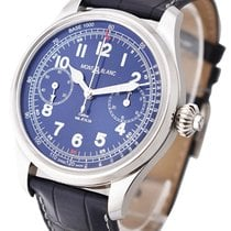 Montblanc 1858 44mm Blue United States of America, California, Beverly Hills