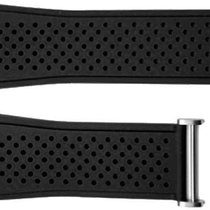 TAG Heuer Parts/Accessories tag-heuer-connected-strap-11ft6076 new Rubber Black Connected