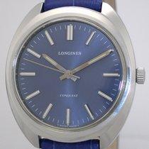 Longines Conquest Stahl 35mm Blau Keine Ziffern Deutschland, Augsburg