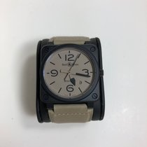 Bell & Ross BR0392-DESERT-CE Ceramic 2019 BR 03 42mm pre-owned United States of America, California, Fountain Valley