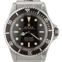 Rolex 5512 Staal Submariner (No Date) 40mm tweedehands