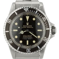 Rolex 5512 Acier Submariner (No Date) 40mm occasion