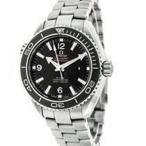 Omega Chronometer 37.5mm Automatic new Seamaster Planet Ocean Black