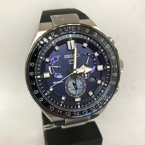 Seiko Astron GPS Solar Chronograph new 2018 Quartz Watch with original box and original papers SSE167J1