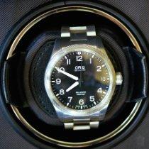 Oris Big Crown ProPilot Date Steel 41mm Black United States of America, California, Carlsbad