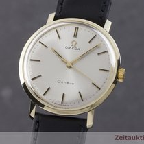 Omega Genève Yellow gold 34mm Silver