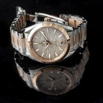 Omega Seamaster Aqua Terra Rose gold 34mm Grey United States of America, California, San Mateo