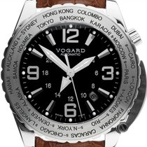 Vogard Steel 43mm Automatic BU21 pre-owned