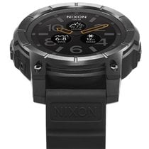 Nixon 48mm Nixon Mission Concrete Smartwatch A1167-2101 新的
