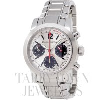 Girard Perregaux Ferrari Steel 40mm Silver United States of America, New York, Hartsdale