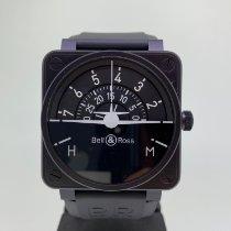 Bell & Ross BR 01-92 Staal Zwart
