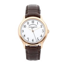 Vacheron Constantin Historiques Rose gold 39mm White Arabic numerals United States of America, Pennsylvania, Bala Cynwyd