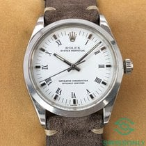 Rolex 1002 Acero 1965 Oyster Perpetual 34 34mm usados