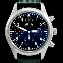 IWC Pilot Chronograph IW371701 2010 pre-owned