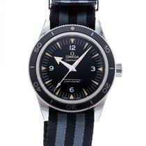 Omega Seamaster 300 Acero 41mm Negro