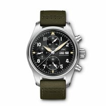 IWC Pilot Spitfire Chronograph Steel 41mm United States of America, California, Los Angeles