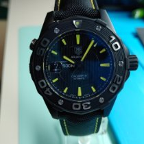 TAG Heuer Aquaracer 500M waj2180.ft6015 2013 pre-owned