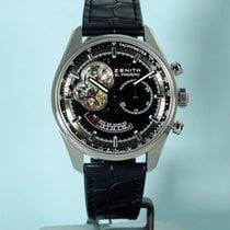 Zenith El Primero Chronomaster Steel 42mm Black