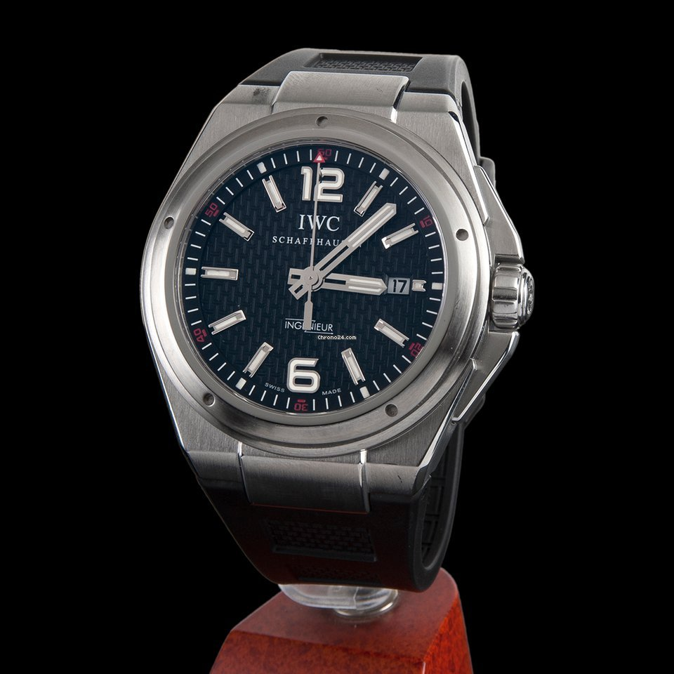 IWC Ingenieur Automatic iw323601 Mission Earth 2010 usados