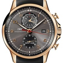 IWC IW390209 Rose gold Portuguese Yacht Club Chronograph new United States of America, New York, Brooklyn