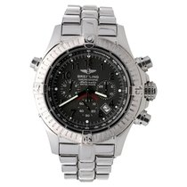Breitling Steel 44mm Automatic 634360 pre-owned