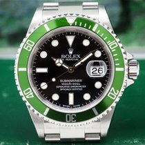 Rolex 16610LV Submariner 50th Anniversary F Series (27029)