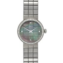 Dior La D de Dior Diamond Ladies Quartz Watch – CD047110M002