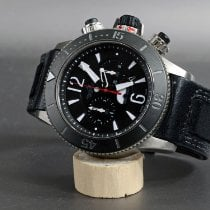 Jaeger-LeCoultre Master Compressor Diving Chronograph GMT Navy SEALs Q178T470 2009 usato
