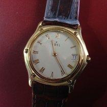 Εμπέλ (Ebel) 1911 - wristwatch - 18 kt gold - approx. 80s