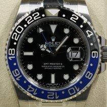Rolex GMT-Master II 116710 Black & Blue Bezel And Black Dial