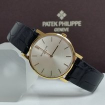 Patek Philippe Calatrava pre-owned 30mm Yellow gold