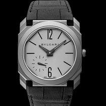 Bulgari BVLGARI Octo Finissimo Extra Thin Automatic Grey Dial. 744d57515e6