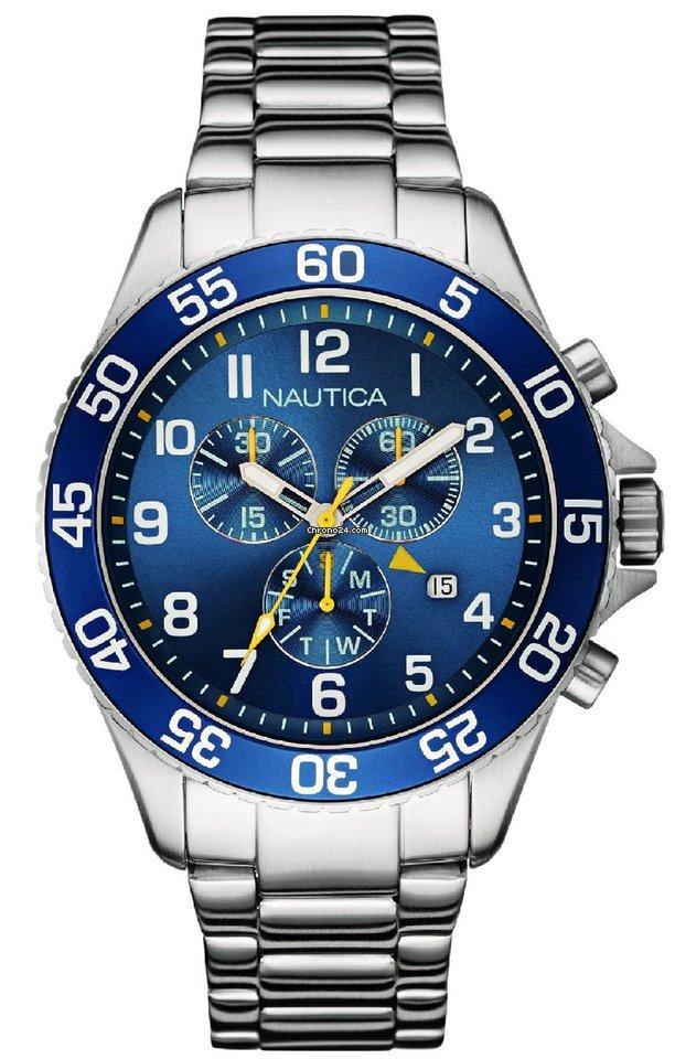 49b3529f32ba Precios de relojes Nautica