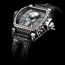 Strom new Automatic Display back Central seconds Luminous hands Limited Edition 47mm Silver Sapphire crystal
