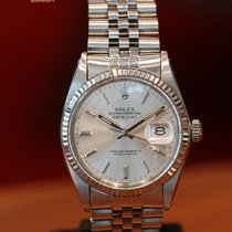 Rolex Datejust pre-owned Steel