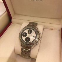 Omega Speedmaster Date new 2007 Automatic Chronograph Watch with original box and original papers 3211.31.00