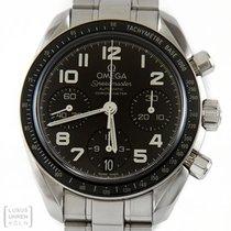 Omega Speedmaster Ladies Chronograph Acél 38mm Szürke