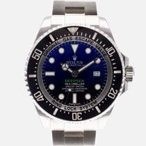 Rolex Sea-Dweller Deepsea 116660 D 2017 новые