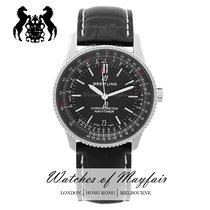Breitling Navitimer nuevo Automático Reloj con estuche y documentos originales A17325241B1P1