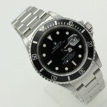 Rolex 16610 T Staal 2009 Submariner Date 40mm tweedehands