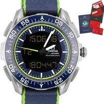Omega Speedmaster Skywalker X-33 Titan 45mm Blau