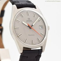Omega Genève Steel 34mm No numerals United States of America, California, Beverly Hills