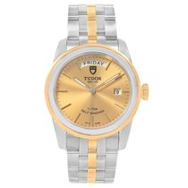 Tudor Glamour Date-Day Gold/Steel 39mm Champagne United States of America, Georgia, Atlanta