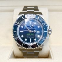 Rolex Steel 44mm Automatic 126660 pre-owned