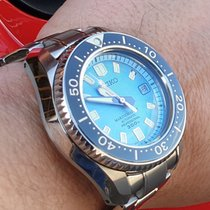 Seiko Otel Atomat SLA015 MM300 Marinemaster Zimbe Limited edition folosit