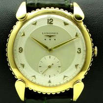 Longines 1950 pre-owned